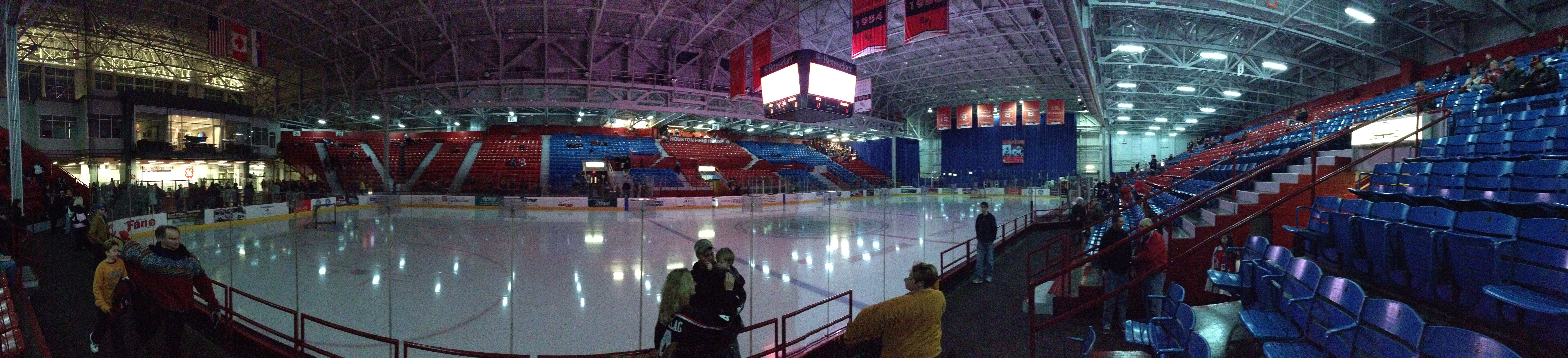 Houston Field House Panorama